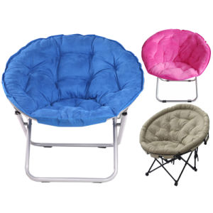 Folding Metal Moon Chair for Audlt and Children (SP-162) pictures & photos