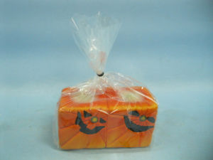 Halloween Candle Shape Ceramic Crafts (LOE2369-9z)