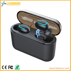 China Super Mini In Ear Wireless Bluetooth 5 0 Earbuds Crystal Clear Sound Cheap Price High Quality China Bluetooth Earphone And Bluetooth Headphone Price