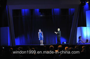 3D Hologram Projector System Holographic Projection for Large Stage pictures & photos