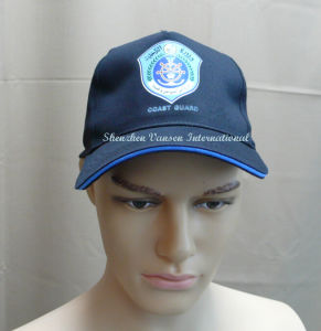 Fashion Breathable Baseball Cap in Black pictures & photos