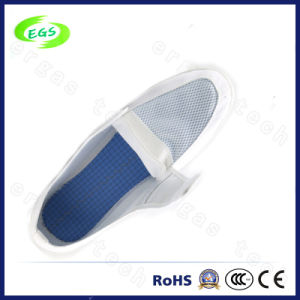 PCB Worker ESD White Mesh Shoes with High Quality pictures & photos