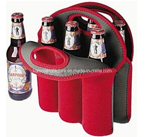 Bottle Can Neoprene Thermal Insulated Cooler Bag pictures & photos