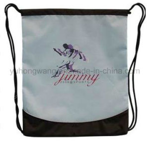 Promotional Fold Drawstring Shopping Bag