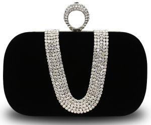 b165211b87b7 China Fashion Design Evening Bags and Diamond Ring in Clutch (XW711 ...