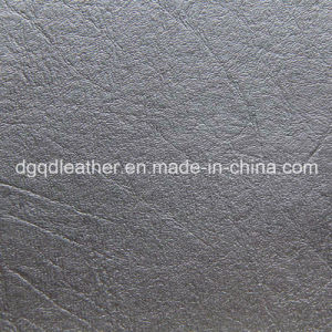 Artificial PVC Leather Fire Resistance BS-5852 (1&2&5) , Qdl-50305 pictures & photos