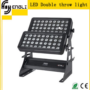 72PCS*10W 4in1 LED Throw Light with CE & RoHS (HL-039)