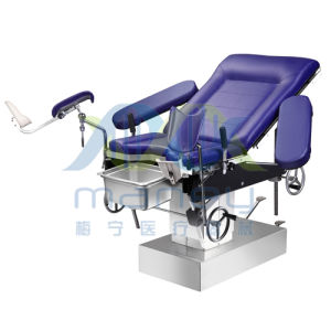 Electric Operation Table for Gynaecology and Obstetrics (MNMOT04) pictures & photos
