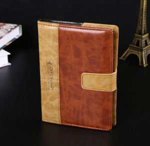 Wholesale PU Leather Offical Diary pictures & photos