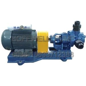 CE Approved NYP7.0A Bitumen Internal Gear Pump pictures & photos
