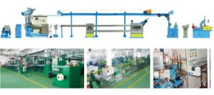 Automotive Wire, Building Wire, Halogen-Free Wire Extrusion Line (qf-80) pictures & photos