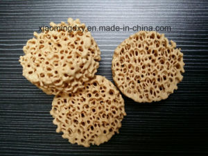 High Quality Zirconia Ceramic Foam Filter for Steel Casting pictures & photos