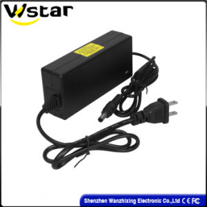 60W AC/DC Adapter Passed Ce CB Certification (WZX-889) Double Line pictures & photos