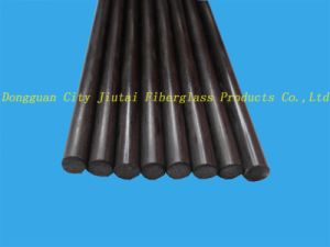 Aging-Resistant and Water-Resistant Carbon Fibre Rod pictures & photos