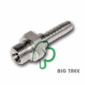 Jic Hydraulic Fitting Stainless Steel 316 Hose Fitting pictures & photos