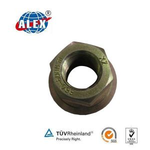 Fasteners Rail Nylon Locking Nut