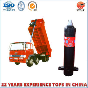 Multistage Fe Telescopic Hydraulic Cylinder for Dump /Tipper pictures & photos