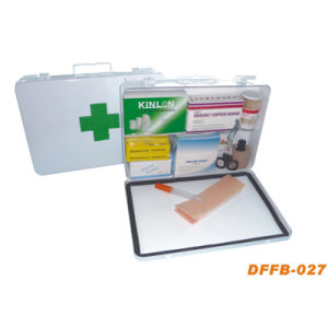 Wholesale Metal First Aid Kit (DFFB-027) pictures & photos