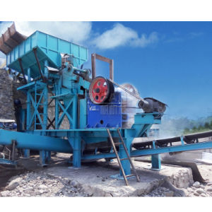 High Performance and China Leading Mining Stone Jaw Crusher pictures & photos