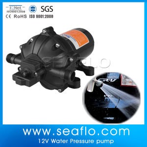 12V DC Portable High Volume High Pressure Water Pump pictures & photos
