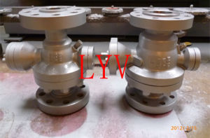 Stainless Steel Wafer Ball Valve (Q71F)