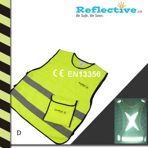 Reflective Safety Vest With En471 Class 2 Standard pictures & photos