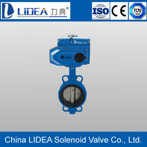 High Performance Low Price Electric Butterfly Valve Made in China