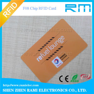 125kHz/13.56MHz RFID Blank/Printing Card for Access Control Smart Card