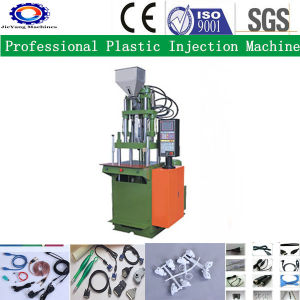 Vertical Injection Molding Machine for PVC Cable Connect