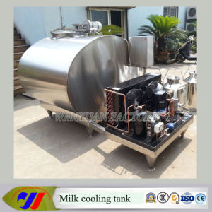300 Liter Vertical Milk Cooling Tank pictures & photos