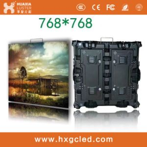 P8 Outdoor Die-Casting Full Color LED Screens Display for Rental