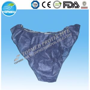 Beauty and SPA Disposable Underwear for Women, Ladies Tanga pictures & photos