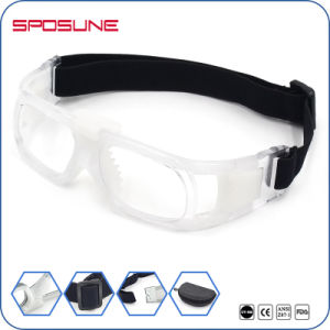 Square PC Frame Basketball Eyewear Football Glasses Adjustable Goggles for Balls pictures & photos