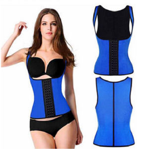 abf5c173a4 Neoprene Slim Belt Women Sport Waist Training Corsets Waist Trainer Body  Shapers