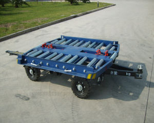 Airport Transport Container Dolly Pallet Dolly pictures & photos
