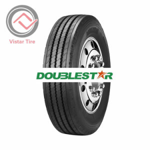New Doublestar Brand Radial School Bus Truck Tires Dsr266 Dsr116 255/70r22.5 275/70r22.5 275/80r22.5 Medium Bus Double Star Truck Tyre