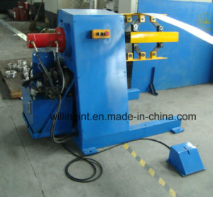 3-5 Tons Simple Metal Cold Manual Uncoiler/Decoiler pictures & photos