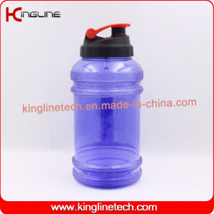 2.5L BPA Free Water Jug with Handle, gym water bottle, fitness bottle, sports bottle, water jar, protein shaker bottle pictures & photos
