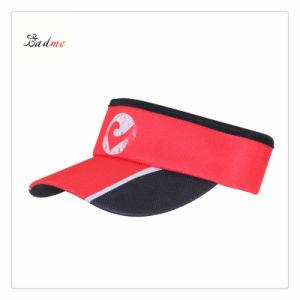 9ab5376c975 China Tennis Sun Visor / Sports Running Sun Visor with Sublimation ...