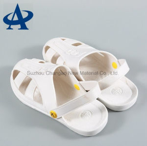 82cba262c050 China Protect The Toes Industrial Anti-Slip PU Leather ESD Safety Shoes - China  Shoes