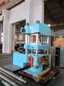 Plate Rubber Vulcanizing Press 100 (1.0MN) pictures & photos