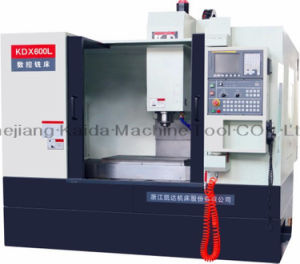 China High Precision CNC Vertical Machine Center Kdvm800L pictures & photos