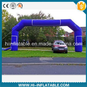 Custom Made Inflatable Advertising Arch, Inflatable Promotional Exhibition Arch No. 12411 for Sale