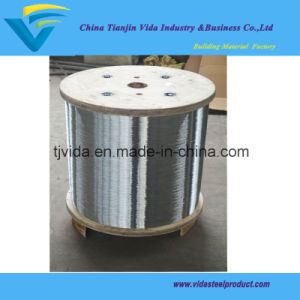 Staple Wire 500kgs Per Wooden Spool Packing