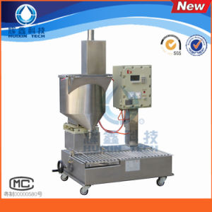 Bottling Small Liquid Filling Machine in Line pictures & photos