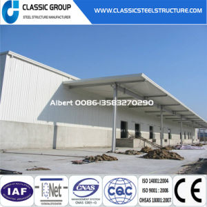Customized High Qualtity 2 Floors Steel Structure Prefabricated Building Price pictures & photos