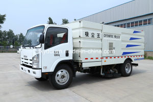 (CXY5100TSL) King of Dust Suction Sanitation Truck