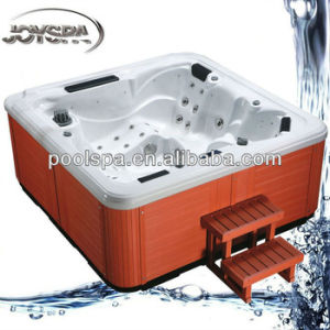CE Approved Balboa Outdoor SPA Hot Tub pictures & photos