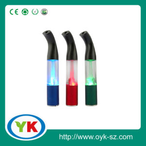 Wholesales T8 Clearomizer for Electronic Cigarette with Colorful LED