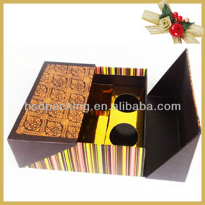 Full Color Printing Size Customized Cholocate Box